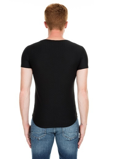 Noche Tişört Siyah